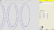 Konvertierung von CAD-Ellipsen<br /><a href='http://www.cam-service.com/de/cam-system-cagila/features/#optimization'>mehr</a>